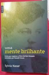 Uma mente brilhante-Sylvia Nasar (edição de bolso)