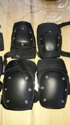 Kit de Proteção para Skate e Patins Semi-Novos