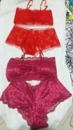 Vendo essas lingerie Novas