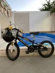 Bike infantil track boy
