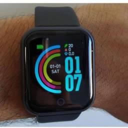 Relógio Smartwatch Y68/D20 - Tenho todas cores, inclusive versão atualizada