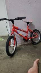 Bike infantil Lucas Neto 3 a 6 anos ?