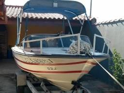 Lancha motorboat Yamaha 150 5pessoas