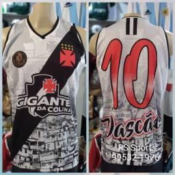 Camiseta Regata do Vasco