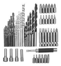 Kit chave de fenda torção brocas conjunto de ferramentas com caixa de  50 peças