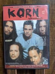 Dvd Korn Kornography (Biografia da Banda)
