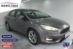 Ford Focus Se 2.0 Aut. Garantia de Fábrica- Ipva Pago - 2019