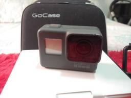 GoPro Hero 5 Black + Acessórios