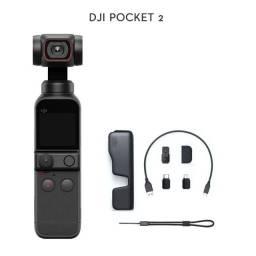 Osmo Pocket 2 DJI (Novo, na caixa!)