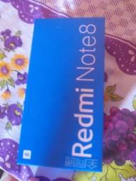 Redmi xiaomi 8 / 128 GB  novo na caixa