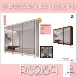Guarda roupa diamond