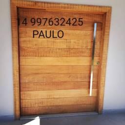 Instalação de portas