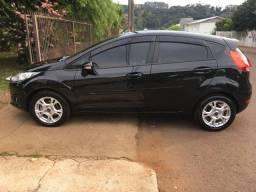 New Fiesta 1.6 Automático 2015