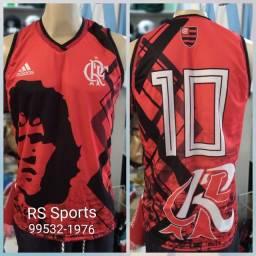 Camiseta Regata do Flamengo