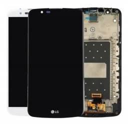 Tela Display Lcd Touch LG K10 K430 K430tv K430ds Sem Ci Aro