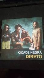Encarte Cidade Negra- Direto