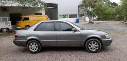 Corolla 2002 - automático - completo -