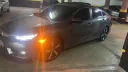 Civic Touring Turbo 2018 Baixa Km (corolla,bmw,audio,cruze,sentra)