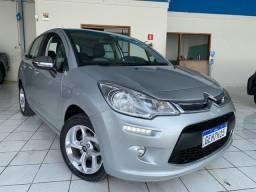 C3 Exclusive 1.6 Automático - 2017 / Baixo km!