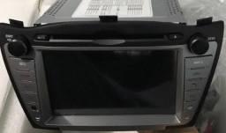Dvd Multimidia ix35 hyundai ix 35 com gps tv
