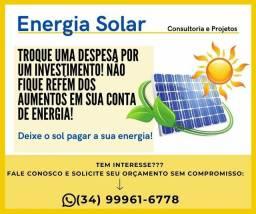 Energia Solar - Fotovoltaica