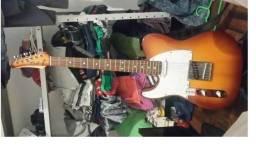 Guitarra Telecaster Seizi Tagima Canhota