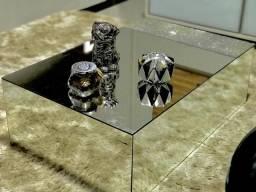 Mesa Centro Espelhada