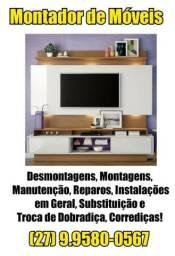 Montador de Móveis // Atendo Domingo