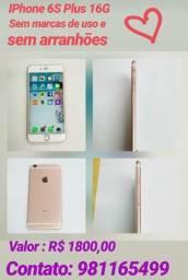 IPhone 6s Plus, 16g