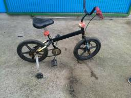 Bicicleta infantil Batman aro 12