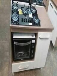 Balcão de Cozinha para Cooktop