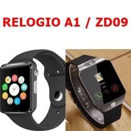 Relógio ZD09 e A1
