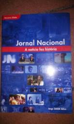 Jornal Nacional Livro