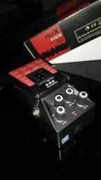 Pedal de distorção nux hg5