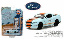 Greenlight 2012 Ford Shelby GT500 (Gulf Oil Racer)1/64
