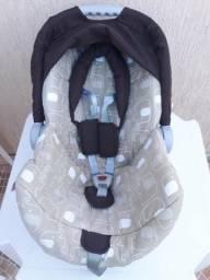 Bebê conforto Galzerano Cacau, capa extra estampa Náutico