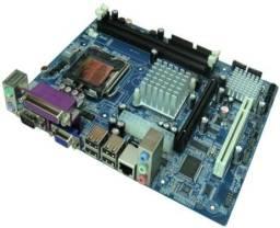Compro Placa Mãe DDR2 775