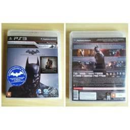 Batman: Arkham Origins - Edição Limitada - Inclui Bônus - PS3 - Novo / Lacrado