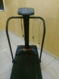 Esteira e bicicleta ergométricas