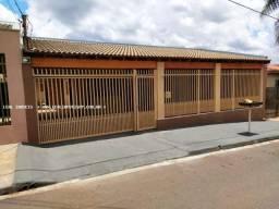 Casa para locação em presidente prudente, santa eliza, 4 dormitórios, 2 suítes, 2 banheiro