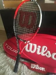 Raquete Tênis/Raqueteira