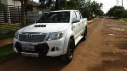 Hilux Diesel SRV 2012 Automática - 2012