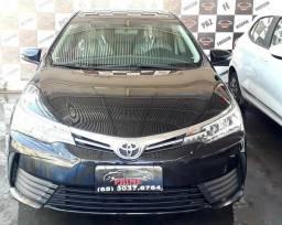 Corolla gli upper black p. 1.8 flex aut - 2019
