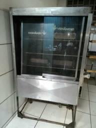 Maquina de assar frango