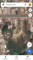 Vende-se terreno na blvd. Augusto Monteiro