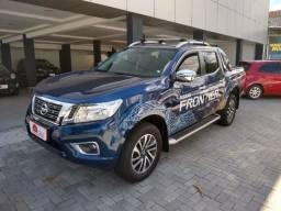 Frontier LE 4x4 diesel 2019 com 13.692 km carro muito novo test drive da loja - 2019
