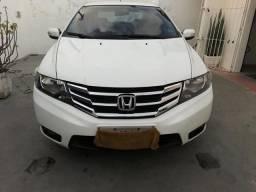 City EX Flex 2014 Honda Branco - 2014