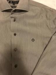 Camisa dudalina m original algodão egípcio