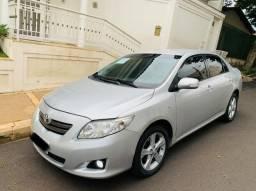 Toyota Corolla xei 2010 automático impecável - 2010