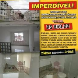 Alugo Apartamento 02 quartos, Colubandê - SG Muito Lindo !!!!!